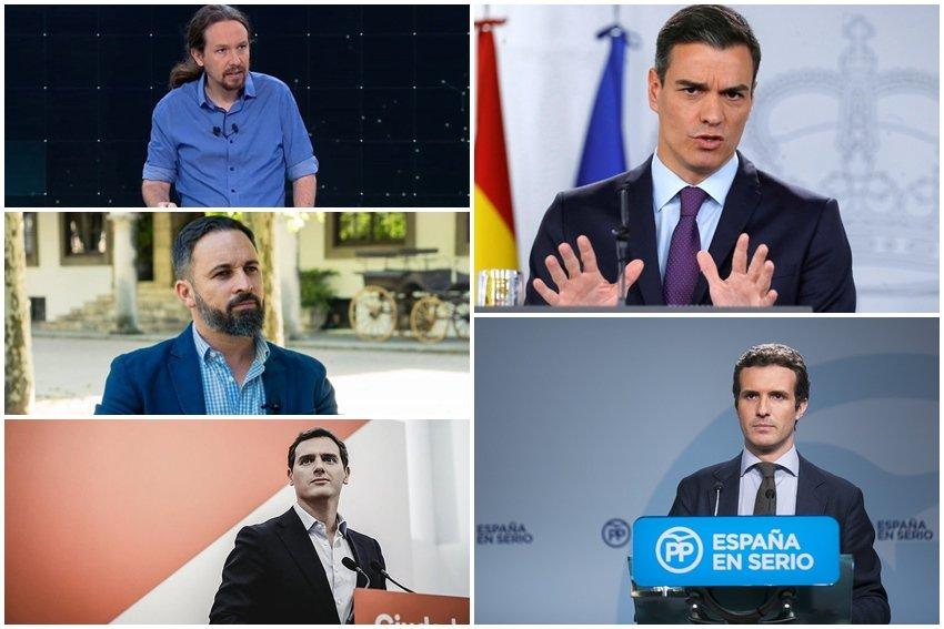 debates políticos